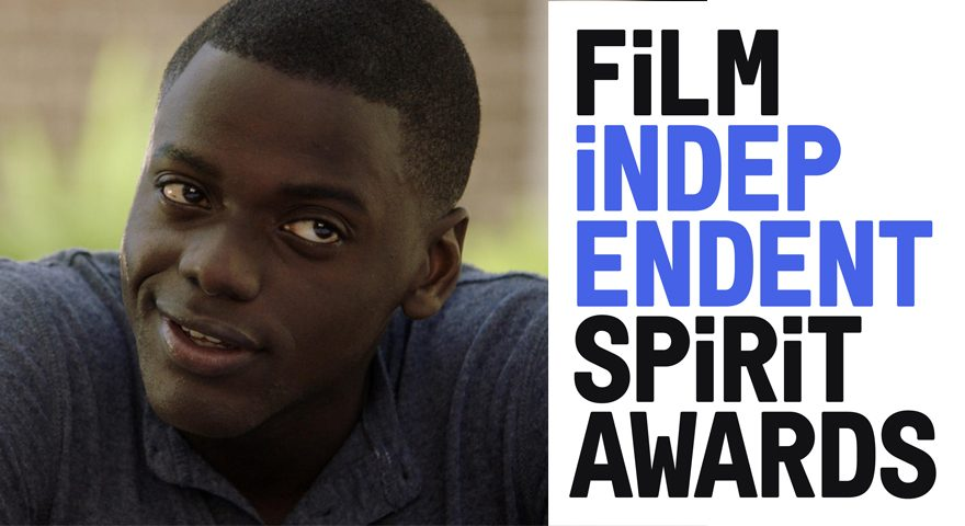 Daniel Kaluuya von Get Out und die Film Independent Spirit Awards Nominierungen