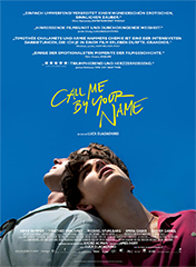 Oscar 2018 Bester Film Favoriten: Call Me by Your Name
