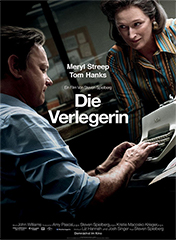 Oscar 2018 Bester Film Favoriten: Die Verlegerin