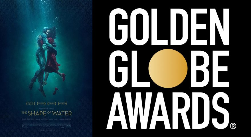 Shape of Water bei den Golden Globes 2018