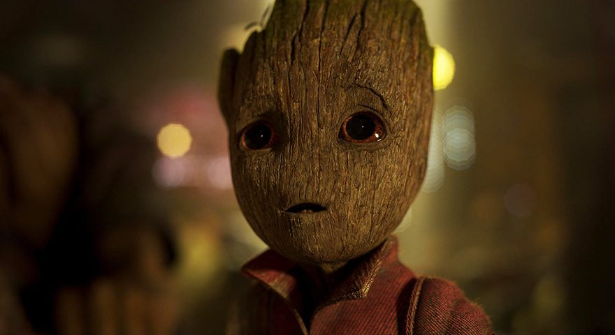Guardians of the Galaxy Vol. 2, Kandidat für den Oscar 2018 in der Kategorie Beste visuelle Effekte 2018