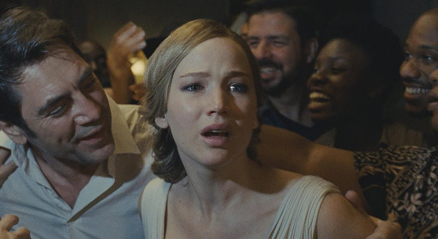 Mother! mit Jennifer Lawrence und Javier Bardem