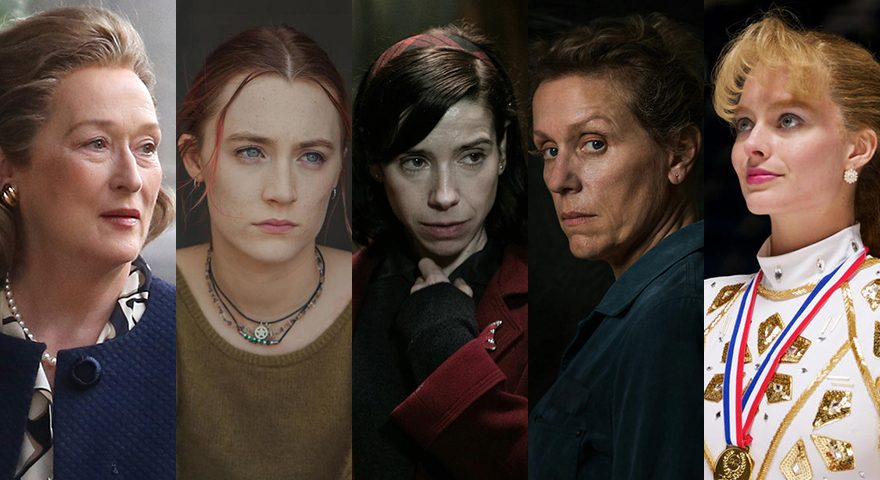 Oscar 2018 Beste Hauptdarstellerin Favoriten