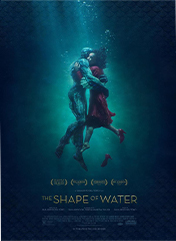 Oscar 2018 Bester Film Favoriten: Shape of Water - Das Flüstern des Wassers