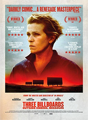 Oscar 2018 Bester Film Favoriten: Three Billboards Outside Ebbing, Missouri